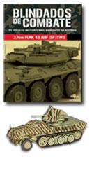 Altaya - Blindados de Combate -  sWS + 3,7 cm Flak 43  - Hobby Lobby CollectorStore