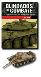 Altaya - Blindados de Combate - T-62  - Hobby Lobby CollectorStore