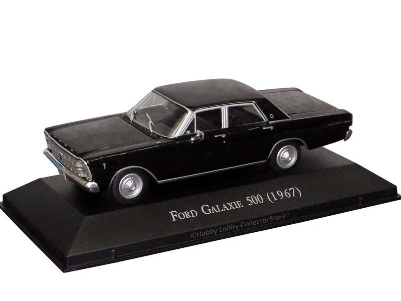 Altaya - Carros Inesquecíveis do Brasil - Ford Galaxie 500 (1967)