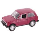 Altaya - Carros Inesquecíveis do Brasil - Lada Niva (1991)  - Hobby Lobby CollectorStore