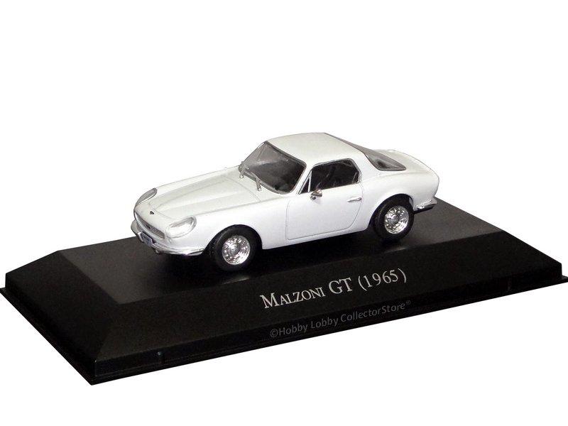 Altaya - Carros Inesquecíveis do Brasil - Malzoni GT (1964)