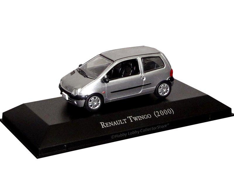 Altaya - Carros Inesquecíveis do Brasil - Renault Twingo (2000)
