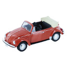 Altaya - Carros Inesquecíveis do Brasil - Volkswagen Fusca Conversível (1973)  - Hobby Lobby CollectorStore