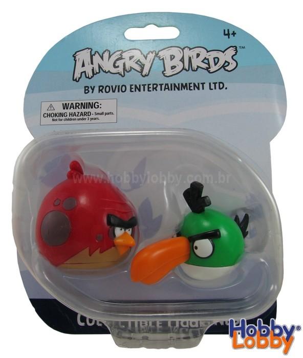 DTC - Angry Birds - Figuras Colecionáveis
