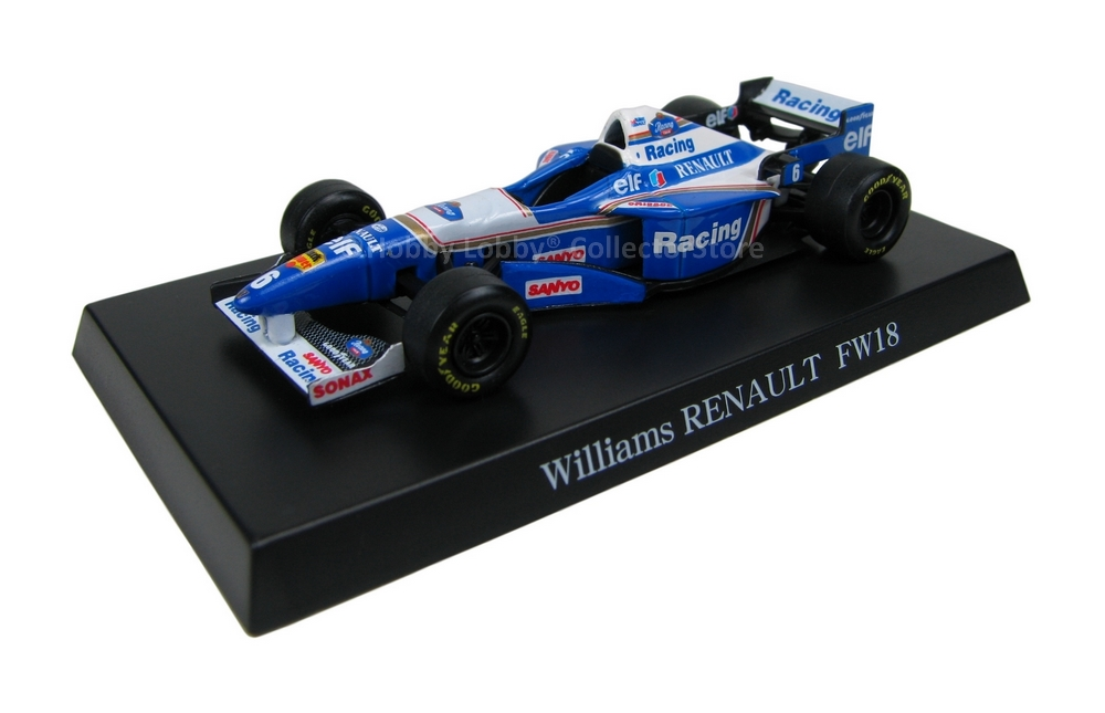 Aoshima - Williams Renault FW18  - Hobby Lobby CollectorStore