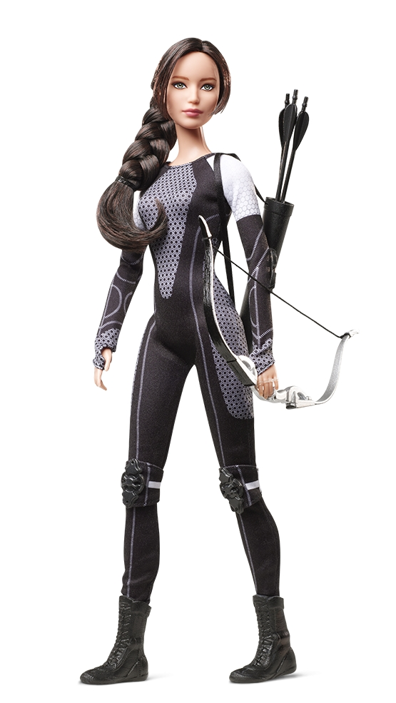 Barbie Collector - Katniss Everdeen -The Hunger Games - Catching Fire