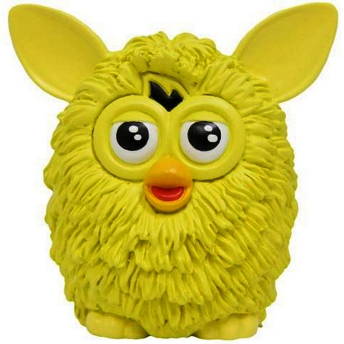 BBRtoys - Figura Furby Amarelo  - Hobby Lobby CollectorStore