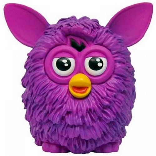 BBRtoys - Figura Furby Roxo