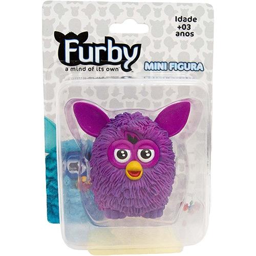 BBRtoys - Figura Furby Roxo  - Hobby Lobby CollectorStore