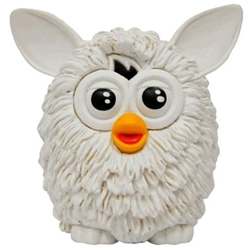 BBRtoys - Figura Furby Branco