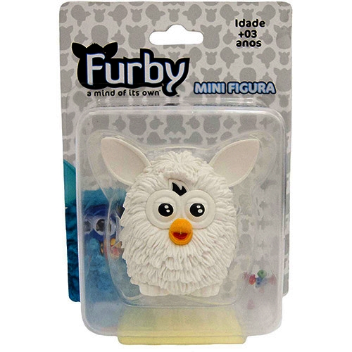 BBRtoys - Figura Furby Branco  - Hobby Lobby CollectorStore