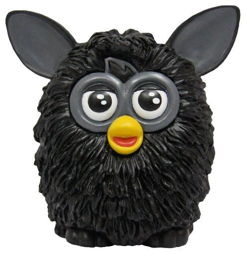 BBRtoys - Figura Furby Preto