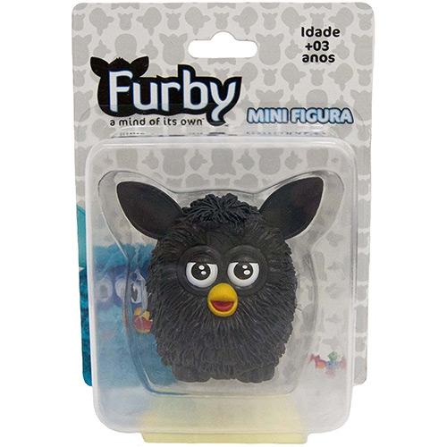 BBRtoys - Figura Furby Preto  - Hobby Lobby CollectorStore