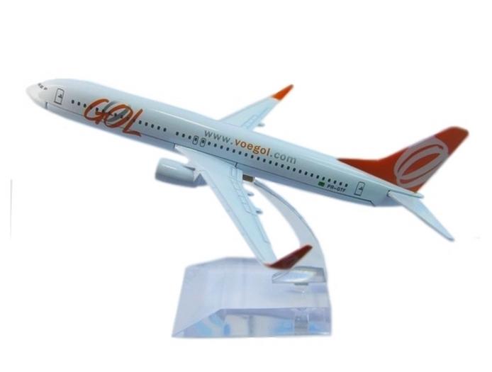 Boeing B737-800 - Gol Airlines Brazil