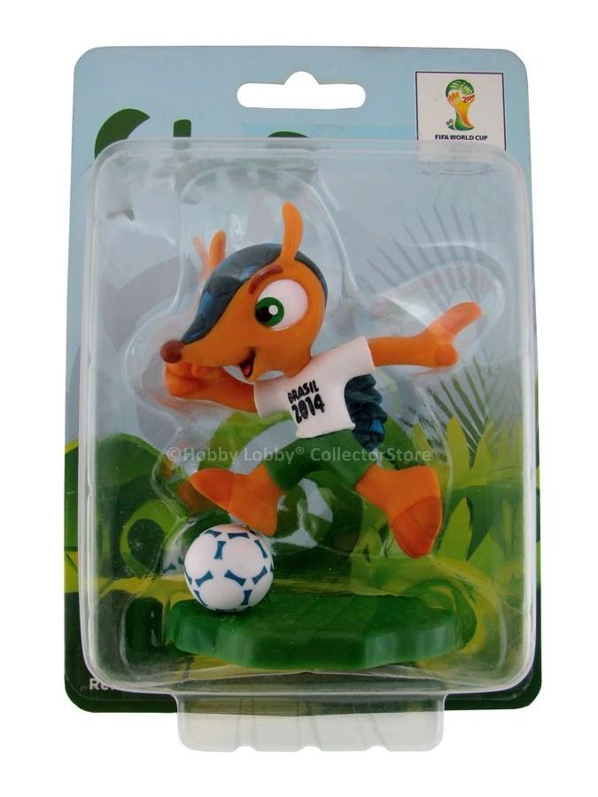 Boneco Fuleco - Mascote da FIFA