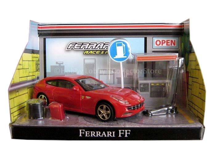 Burago - Ferrari Race & Play - Ferrari FF  - Hobby Lobby CollectorStore