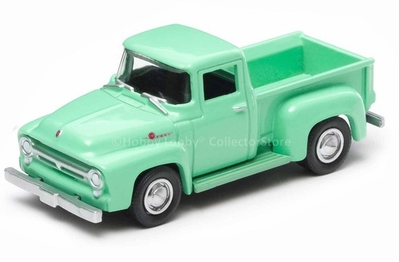 California Toys - Ford F100 Pick-Up 1958  - Hobby Lobby CollectorStore