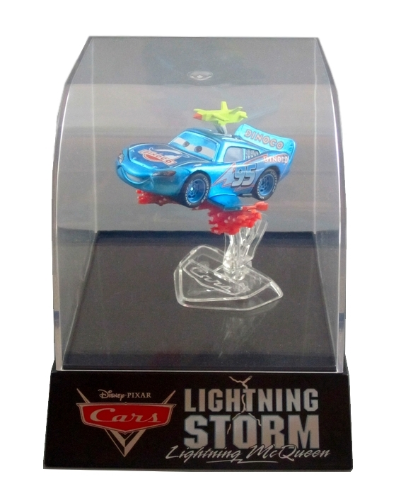 Disney Pixar - Cars - McQueen Lightning Storm  - Hobby Lobby CollectorStore
