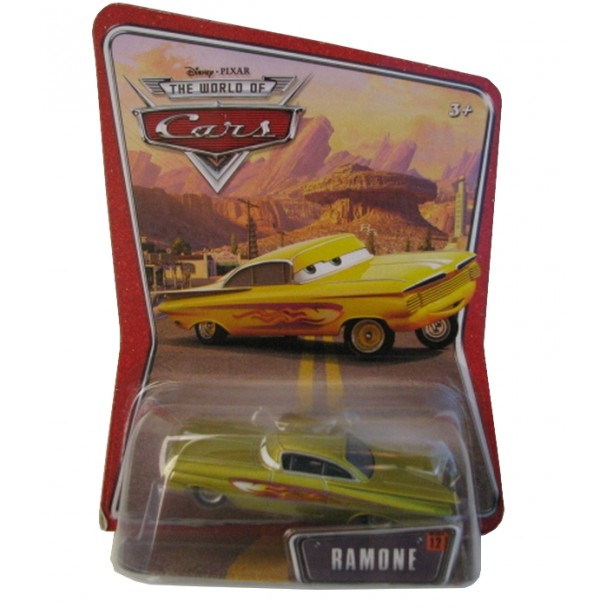 Disney Pixar - Cars - Ramone -utilizar para outro cars  - Hobby Lobby CollectorStore