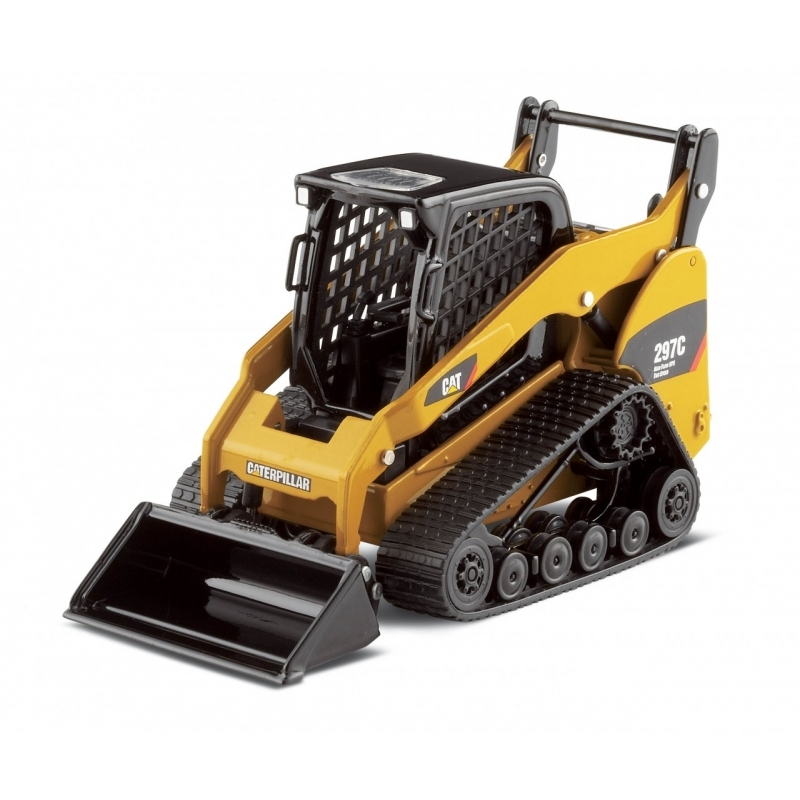 Caterpillar - CAT 297C Multi Terranin Loader