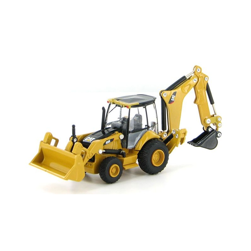 Caterpillar - CAT 450E Backhoe Loader