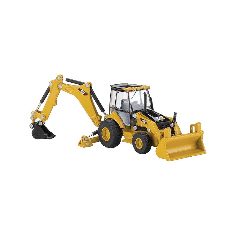 Caterpillar - CAT 450E Backhoe Loader  - Hobby Lobby CollectorStore