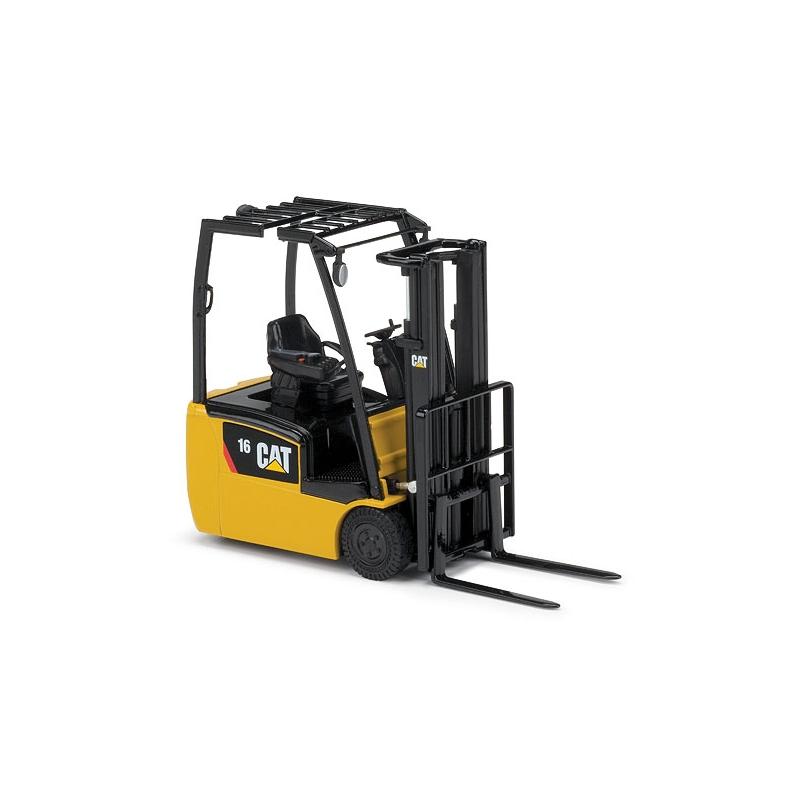 Caterpillar - CAT EP16(C)PNT Lift Truck  - Hobby Lobby CollectorStore