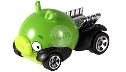 Hot Wheels - Coleção 2012 - Angry Bird Minion  - Hobby Lobby CollectorStore