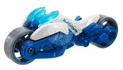 Hot Wheels - Coleção 2014 - Max Steel - Motorcycle  - Hobby Lobby CollectorStore