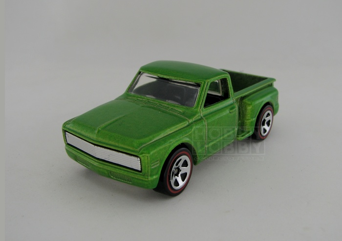 Hot Wheels - Coleção 2015 - Custom ´69 Chevy (loose)