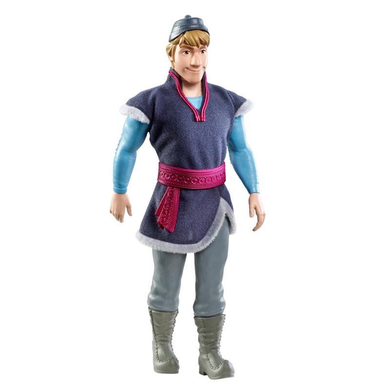 Disney Frozen - Kristoff - Mattel  - Hobby Lobby CollectorStore
