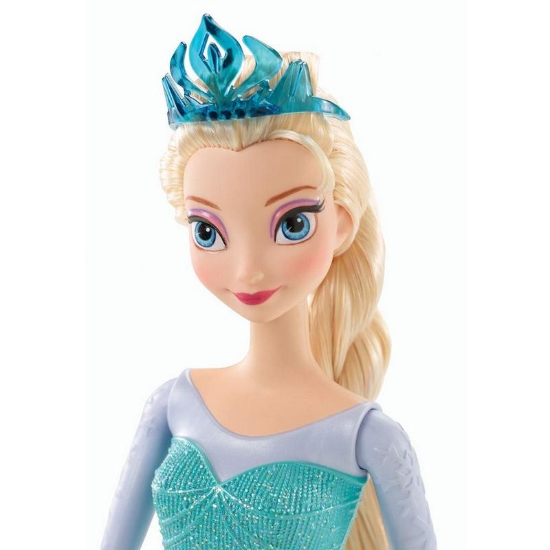 Disney Frozen - Princesa Elsa Brilhante - Mattel  - Hobby Lobby CollectorStore