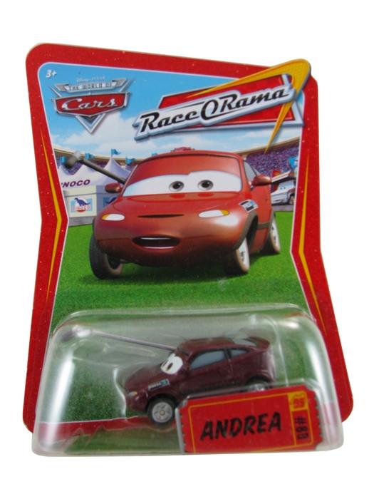 Disney Pixar - Cars - Andrea