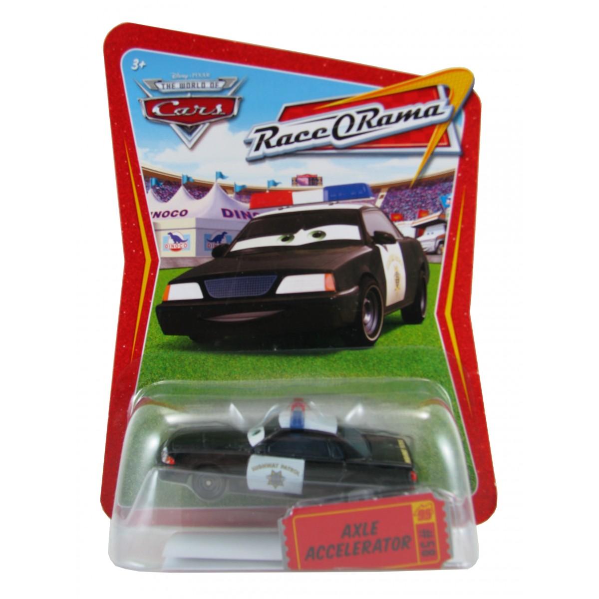 Disney Pixar - Cars - Axle Accelerator