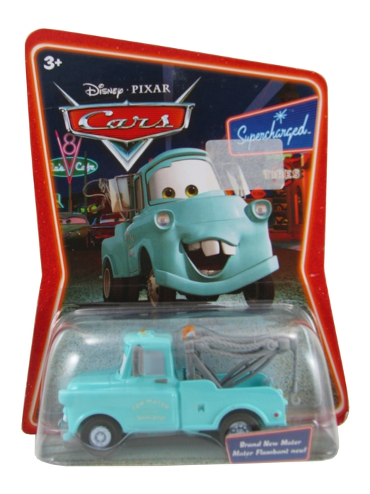 Disney Pixar - Cars - Brand New Mater
