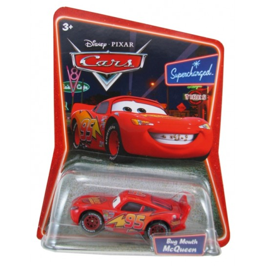 Disney Pixar - Cars - Bug Mouth Lightning McQueen