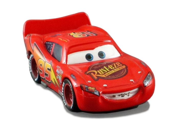 Disney Pixar - Cars - Bug Mouth Lightning McQueen  - Hobby Lobby CollectorStore