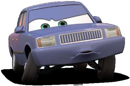 Disney Pixar - Cars - Chuck Manifold  - Hobby Lobby CollectorStore