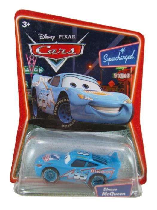 Disney Pixar - Cars - Dinoco McQueen  - Hobby Lobby CollectorStore