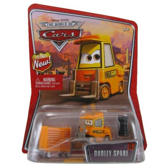 Disney Pixar - Cars - Dudley Spare