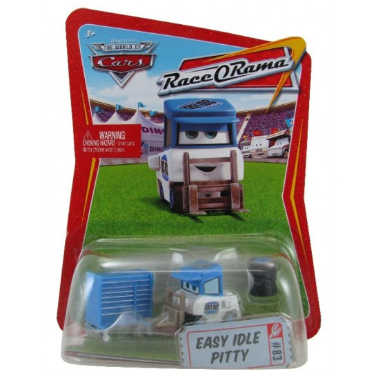 Disney Pixar - Cars - Easy Idle Pitty