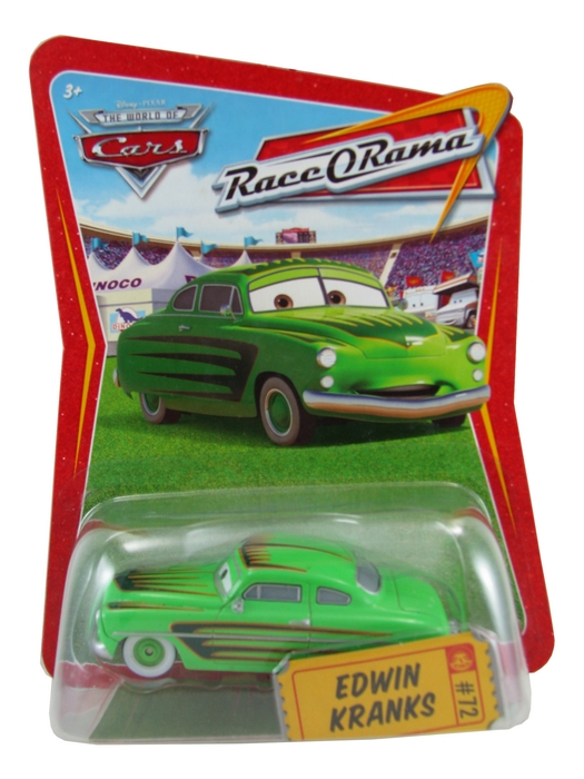 Disney Pixar - Cars - Edwin Kranks