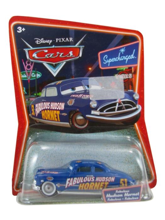 Disney Pixar - Cars - Fabulous Hudson Hornet  - Hobby Lobby CollectorStore