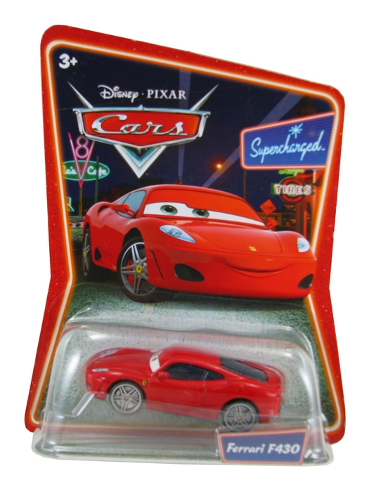 Disney Pixar - Cars - Ferrari F430  - Hobby Lobby CollectorStore