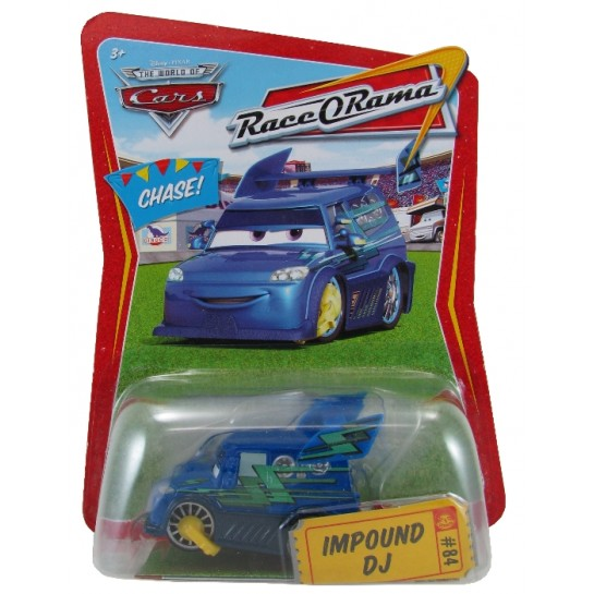 Disney Pixar - Cars - Impound DJ