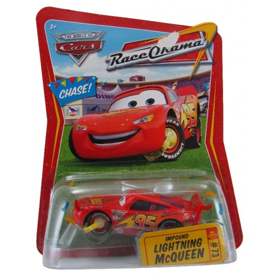 Disney Pixar - Cars - Impound Lightning McQueen  - Hobby Lobby CollectorStore
