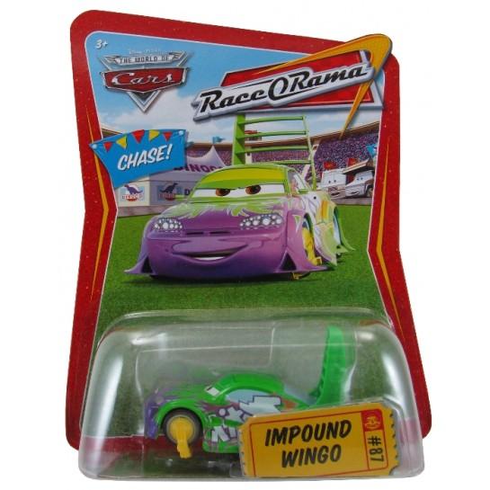 Disney Pixar - Cars - Impound Wingo  - Hobby Lobby CollectorStore