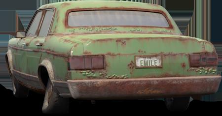Disney Pixar - Cars - Jonathan Wrenchworths  - Hobby Lobby CollectorStore