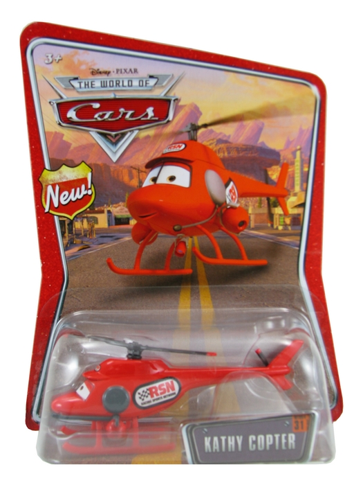 Disney Pixar - Cars - Kathy Copter  - Hobby Lobby CollectorStore