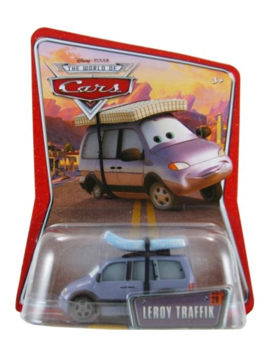 Disney Pixar - Cars - Leroy Traffik  - Hobby Lobby CollectorStore